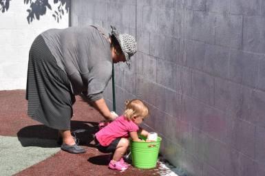 Intergenerational Sharing