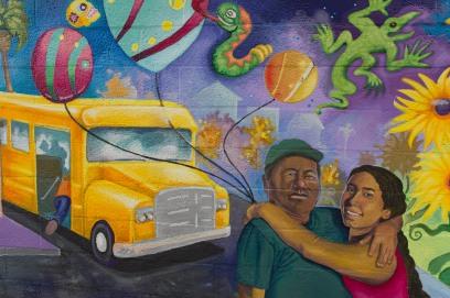Panel 6 – Mexica Calendar / Calendario Mexica